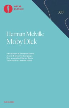 Libro Moby Dick Herman Melville