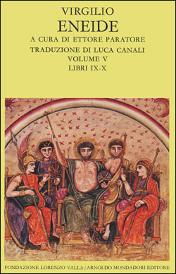 Eneide – vol. V (Libri IX-X)
