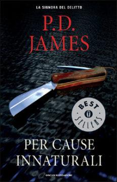 Libro Per cause innaturali P.D. James