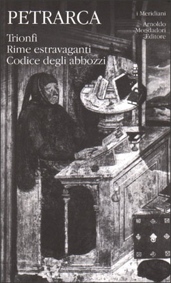 Trionfi, Rime estravaganti, Codice degli abbozzi