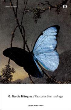 Libro Racconto di un naufrago Gabriel García Márquez