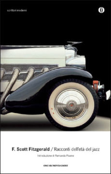 Libro Racconti dell'età del jazz Francis Scott Fitzgerald