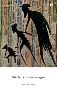Libro I sette messaggeri Dino Buzzati