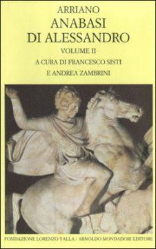 Anabasi di Alessandro – Vol. II