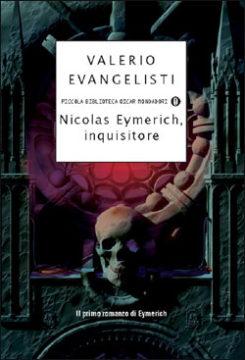 Libro Nicolas Eymerich inquisitore Valerio Evangelisti