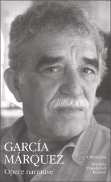 Libro Opere Gabriel García Márquez