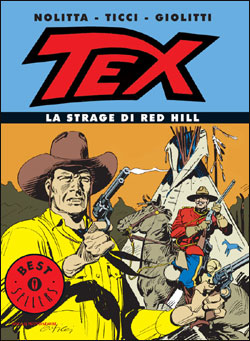 Tex. La strage di Red Hill