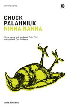 Libro Ninna nanna Chuck Palahniuk