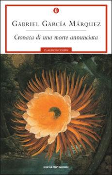 Libro Cronaca di una morte annunciata Gabriel García Márquez