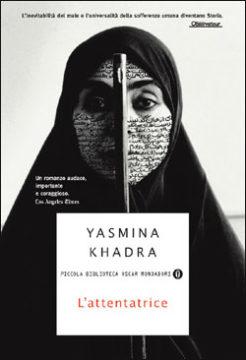 Libro L'attentatrice Yasmina Khadra