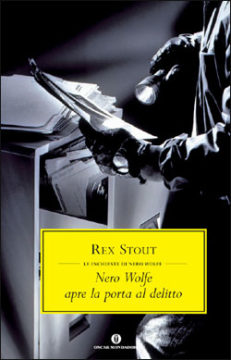 Nero Wolfe apre la porta al delitto