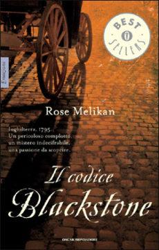 Libro Il codice Blackstone Rose Melikan