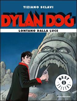 Libro Dylan Dog – Lontano dalla luce Tiziano Sclavi