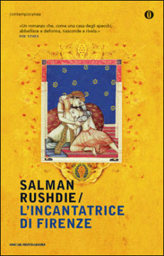 Libro L'incantatrice di Firenze Salman Rushdie