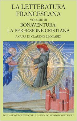 La letteratura francescana – vol. III