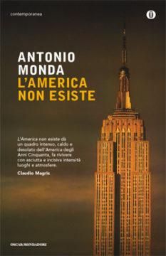 Libro L'America non esiste Antonio Monda