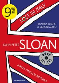 Libro Lost in Italy John Peter Sloan