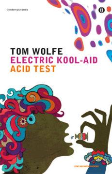 Libro Electric Kool-Aid Acid Test Tom Wolfe