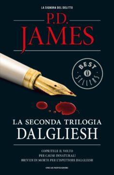 Libro La seconda Trilogia Dalgliesh P.D. James