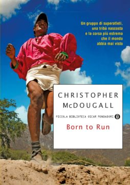 Libro Born to Run Christopher McDougall