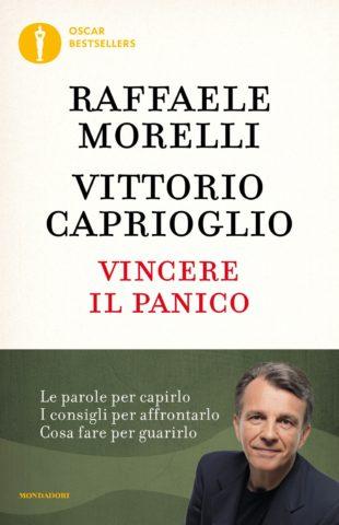 Libro Vincere il panico Raffaele Morelli, Vittorio Caprioglio