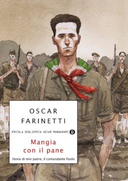 Libro Mangia con il pane Oscar Farinetti