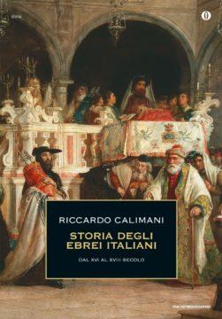 Storia degli ebrei italiani – volume secondo