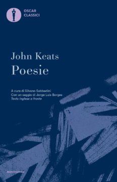 Libro Poesie John Keats