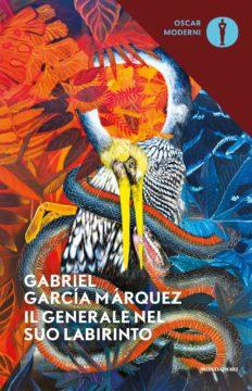 Libro Il generale nel suo labirinto Gabriel García Márquez