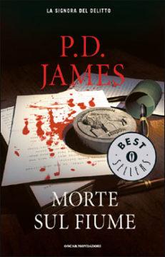 Libro Morte sul fiume P.D. James