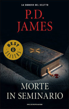 Libro Morte in seminario P.D. James