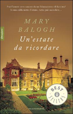 Libro Un'estate da ricordare Mary Balogh