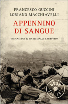 Libro Appennino di sangue. Francesco Guccini, Loriano Macchiavelli