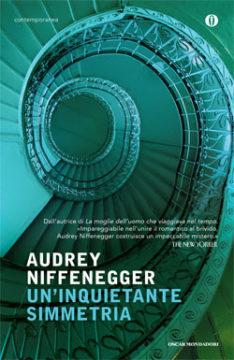 Libro Un'inquietante simmetria Audrey Niffenegger