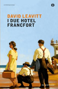 Libro I due Hotel Francfort David Leavitt