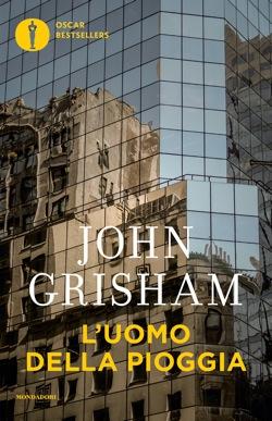 Libro L'uomo della pioggia John Grisham