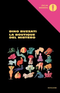 Libro La boutique del mistero Dino Buzzati