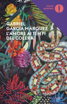 Libro L'amore ai tempi del colera Gabriel García Márquez