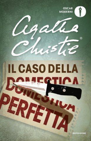 Libro Il caso della domestica perfetta Agatha Christie