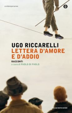 Libro Lettera d'amore e d'addio Ugo Riccarelli