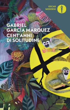 Libro Cent'anni di solitudine Gabriel García Márquez