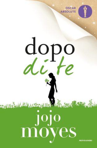 Libro Dopo di te Jojo Moyes