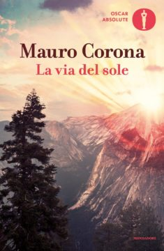Libro La via del sole Mauro Corona