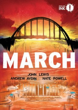 Libro March. Libro uno John Lewis