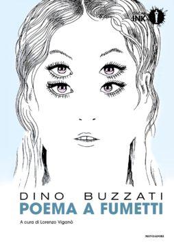Libro Poema a fumetti Dino Buzzati