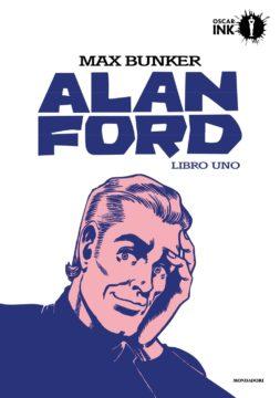 Libro Alan Ford. Libro uno Max Bunker