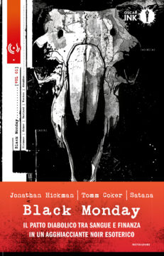 Libro Black Monday – Volume 1 Jonathan Hickman