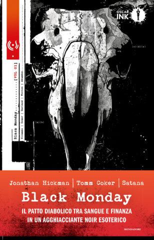 Libro Black Monday – Volume 1 Jonathan Hickman