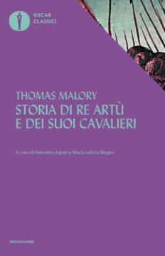Libro Storia di Re Artù e dei suoi cavalieri Thomas Malory