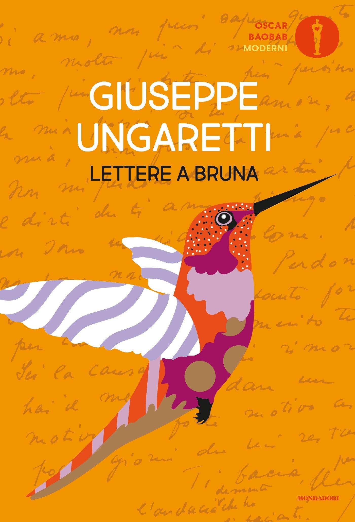 Le lettere di ungaretti a bruna oscar mondadori - Poesia lo specchio ...